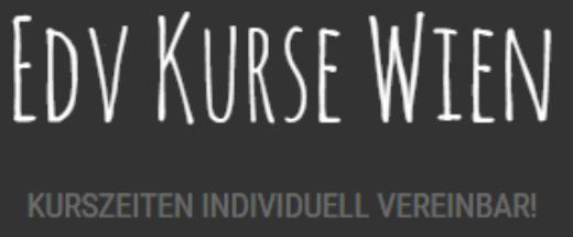 EDV-KurseWien – Jeden Monat neue Kurse!